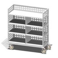Mobile Linen Trolleys