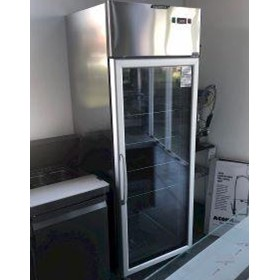 Mastercool Glass Door Upright Freezer 700 Ltr