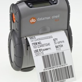 Mobile Printer | Datamax O'Neil RL4