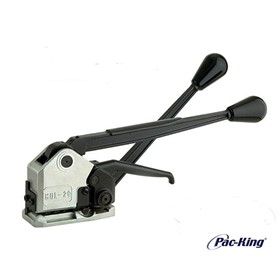 Steel Strapping Sealless Combination Tool - Pac-King - MUL-20