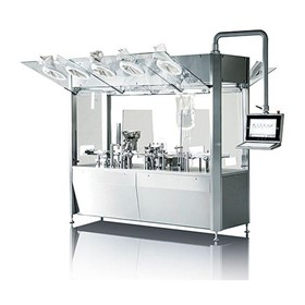 Liquid Filling Machine I FPC60 Fill/Finish System