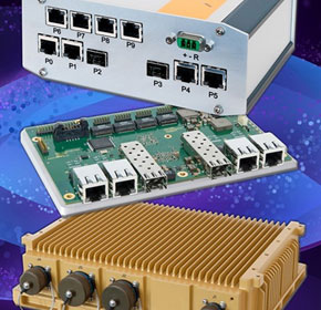 MPL's Rugged 10-Port Managed 10Gigabit Switch Solution | MAXBES Series