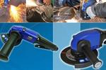 High Powered Turbine Angle Grinder | 125mm, 2.6kW | Deprag