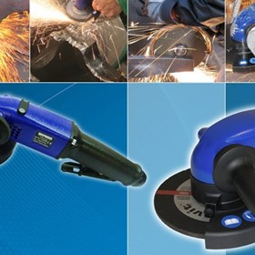 High Powered Turbine Angle Grinder | 125mm, 2.6kW