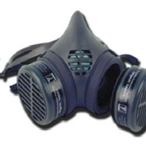 Organic Vapors - Assembled Respirator and Cartridges