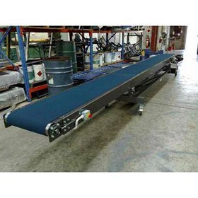 Mobile Booster Conveyor Belts