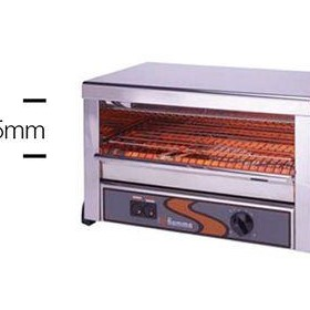 Single Horizontal Toaster | TRS 20.2