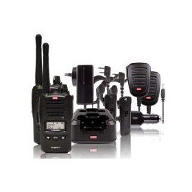 5 Watt IP67 UHF CB Handheld Radio - Twin Pack | TX6160TP