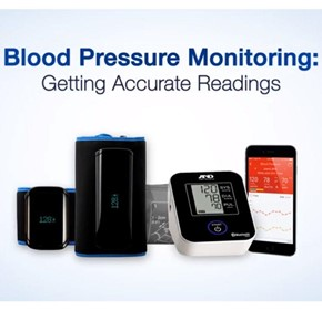 Tips for taking accurate blood pressure readings