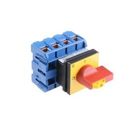 4P IP65 Panel Switch Isolator 100A IE | Industrial Switches