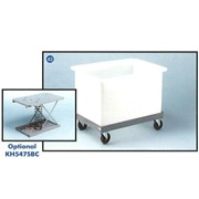 Moist Linen Laundry Trolley
