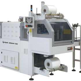 SMIPACK Fully Automatic Shrink Bundle Wrappers | BP 600 AR 150