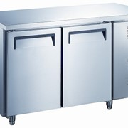 Mitchel Refrigeration 2 Door Undercounter Freezer