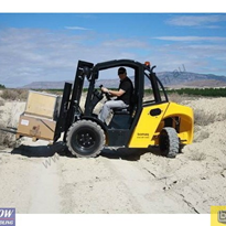 Rough Terrain Forklift | All Terrain Forklift MP Series
