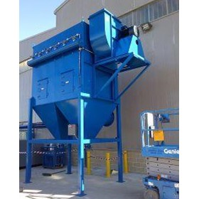Dry Dust Collector Systems