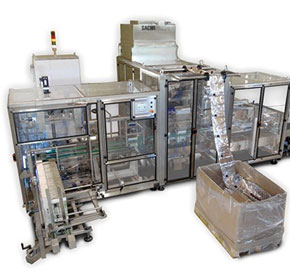 Stand Up Pouch Filling Machine | Sacmi