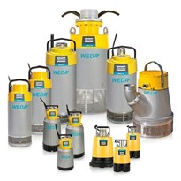 Wastewater & Submersible Pump | WEDA D40N