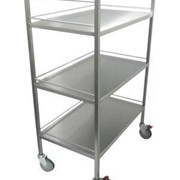 Emery Set Up Trolley | SP327 | Rounds Trolleys