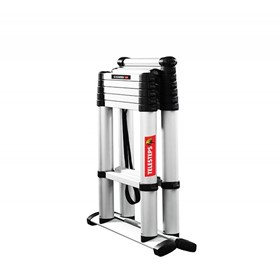 Aluminium Telescopic Step Access Ladder | Combi