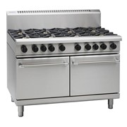 Gas Range Double Static Oven | 1200mm RN8820G