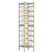 STERIRACK™ System 400D 1-Bay Storage Module