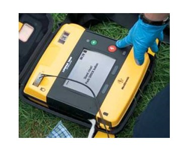 Lifepak 1000 with screen