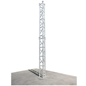 Aluminium Modular Free-Standing Lattice Tower | AL500 Series
