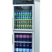Refrigerator KR25-1 - Top Mount Chiller / Freezer Full Glass Door