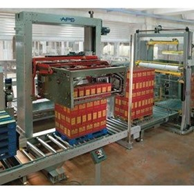 Automatic Palletiser | PAL 3000