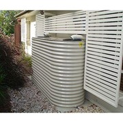 Steel Slimline Water Tanks