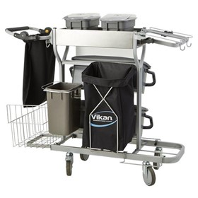 Compact Cleaning Trolley Plus, 40 cm