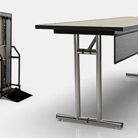 Rollaway Folding Tables | Conference, Banquet & Overlay