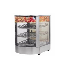 Pie Warmer & Hot Food Display – 40 Pies