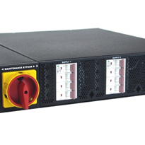 Solid State Rack Mount Static Transfer Switch | Model B2