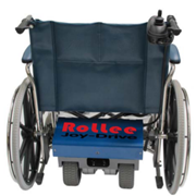Rollee Carer Controlled Bariatric Electric Wheelchair - 350kg capacity
