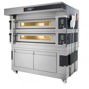Moretti Triple Deck Electric Deck Oven | COMP S120E/3/S