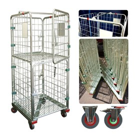 Roll Cage Trolley | ATRC300