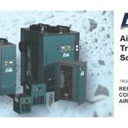 Refrigerated Compressed Air Dryers | DAT Series