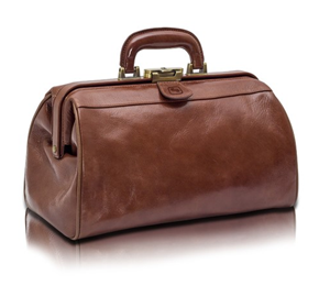 Doctor's Bag | Classy's Compact Leather Briefcase