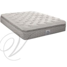 Sealy Monarch Euro Top Mattress - Single