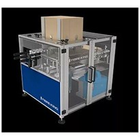 Cans and Bottles End Load Case Packer | RSC