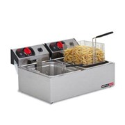 Double Pan Deep Fat Fryer | FFA0002