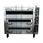 Ultima 6-Tray Deck Oven