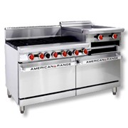 Combination Oven Range | AAR.6B.24RG