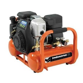 Portable Oil-free Air Compressor| Pontoon 5hp Petrol Honda