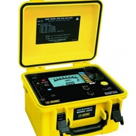 Fully Automated Graphical Insulation Tester | AEMC Megohmmeter 5070