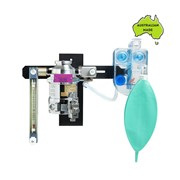 The VT Prime - Wall Mount Veterinary Anaesthetic Machine