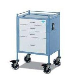 30 Dosage Medication Trolley