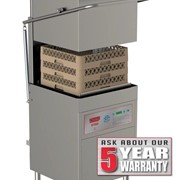 Upright Commercial Dishwashers | BT600 AWC