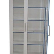 Mobile Medical Storage Cabinet with Open Compartment | MediCab MC1